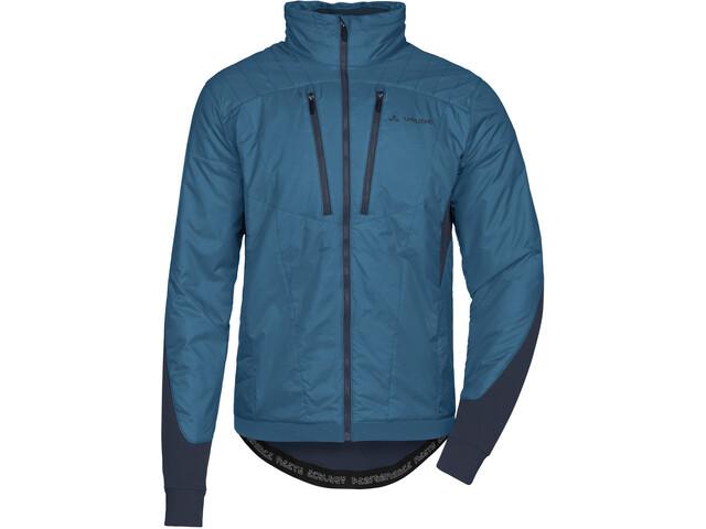 VAUDE Minaki Jacket Herr washed blue